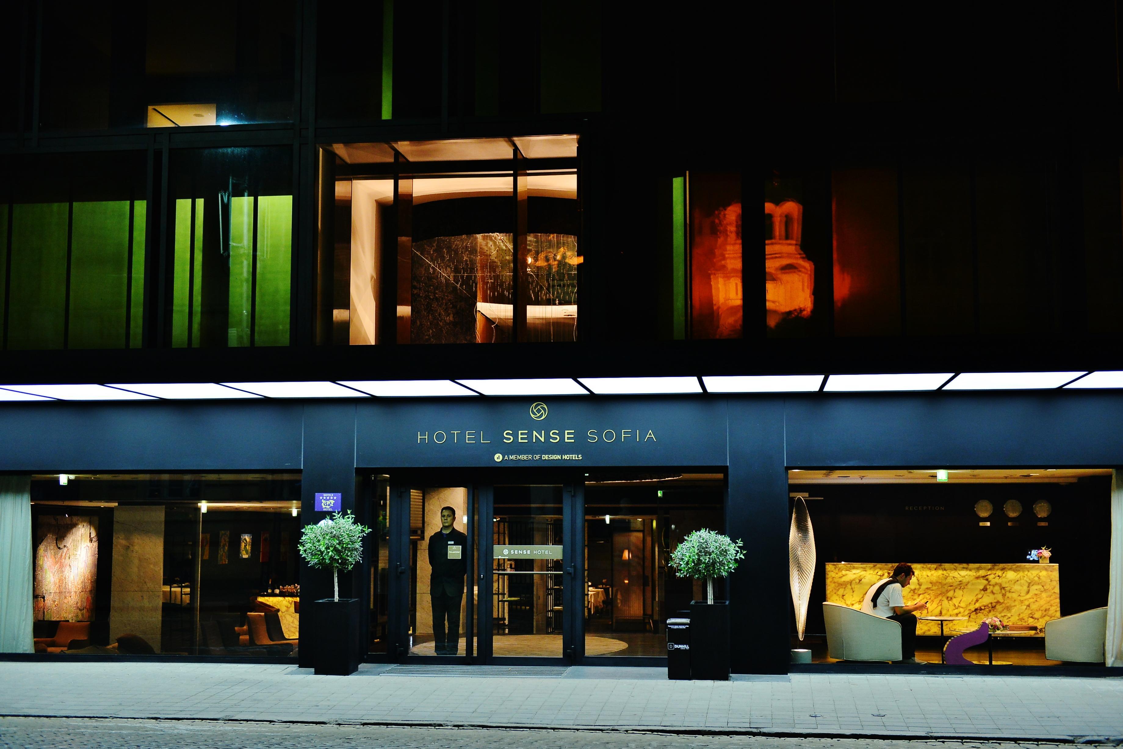 Sense Hotel Sofia 5*