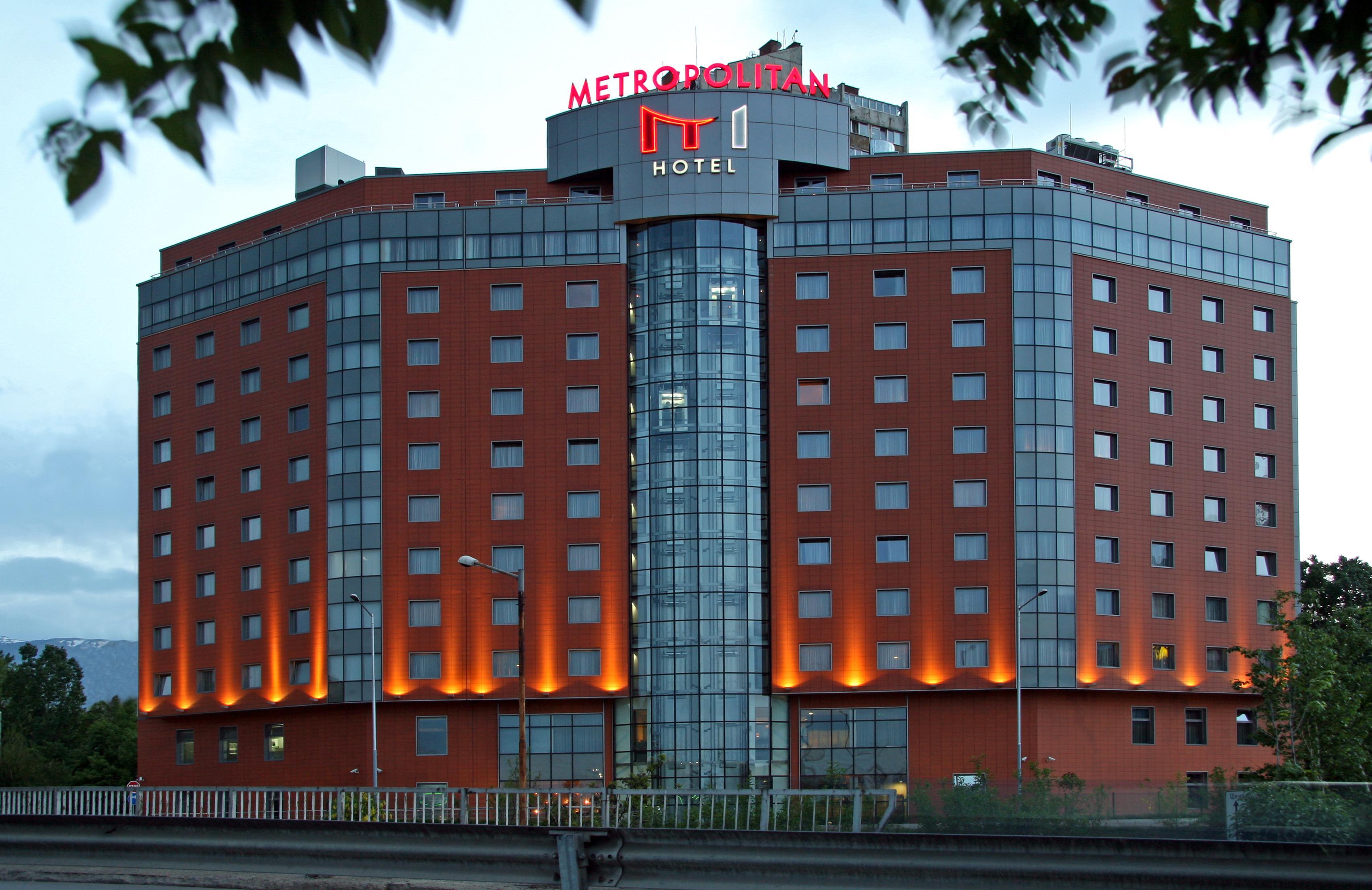 Хотел Метрополитън 4*