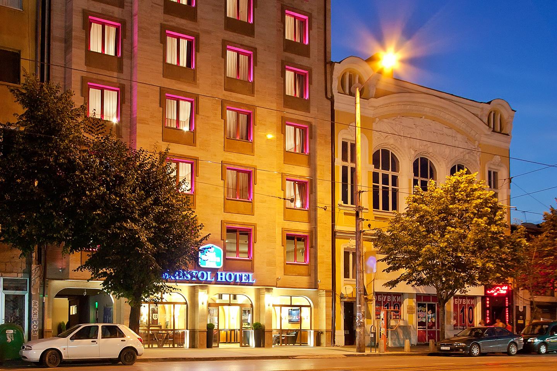 BEST WESTERN PLUS Bristol Hotel, 4*