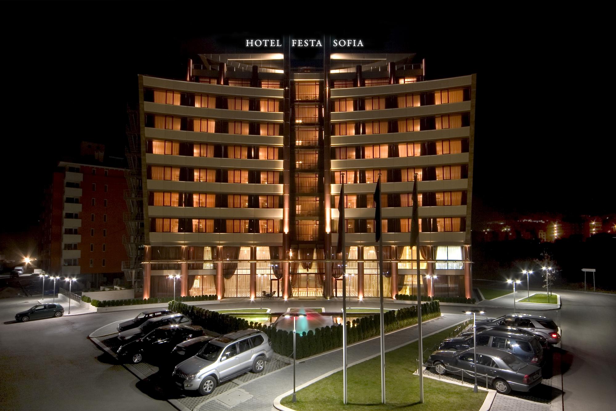 Хотел Феста София, 4*