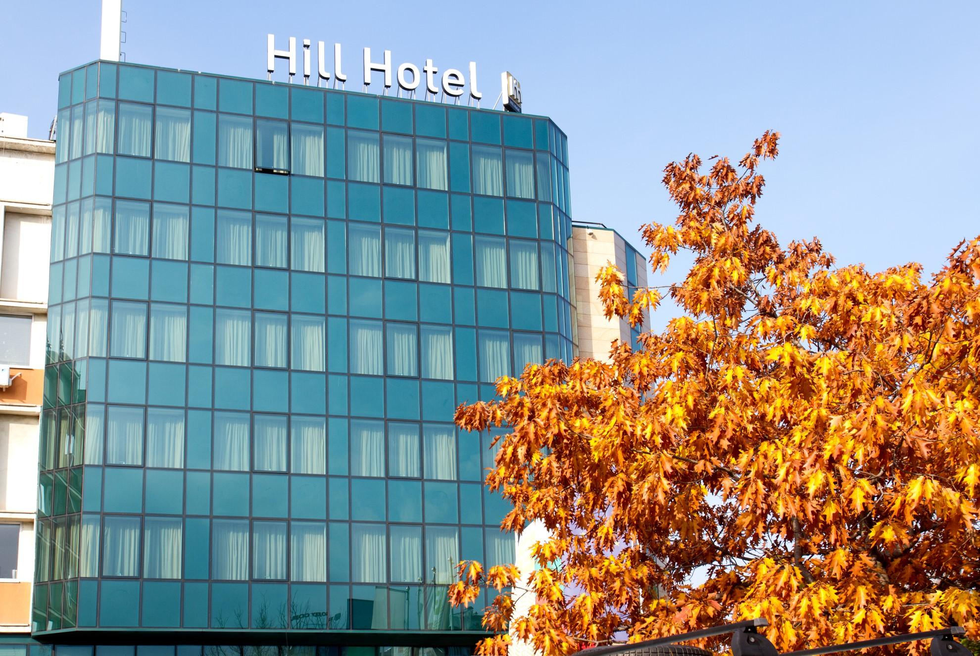 HILL Hotel Sofia 4*